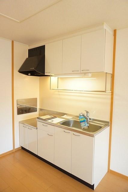 スワン KITAMURA A 02030号室のキッチン