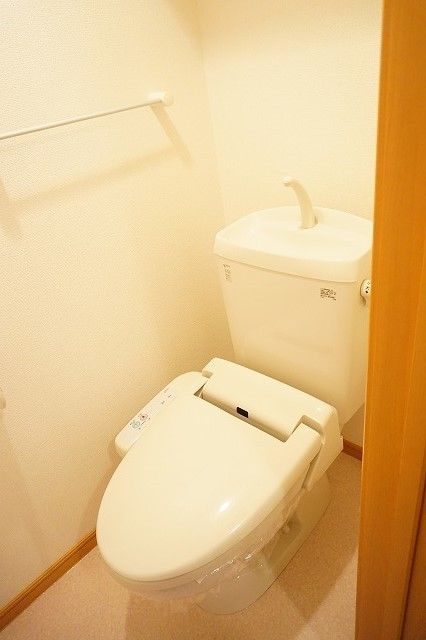 スワン KITAMURA A 02030号室のトイレ