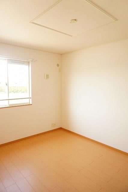 スワン KITAMURA A 02030号室のベッドルーム