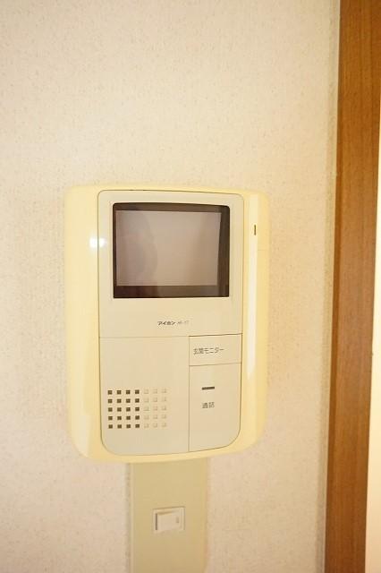 スカイハイツK A 02010号室のセキュリティ