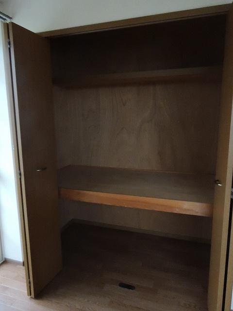 スカイハイツK A 02010号室の収納