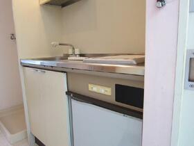 スカイメゾン新松戸 102号室のキッチン