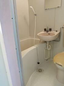 スカイメゾン新松戸 102号室の風呂