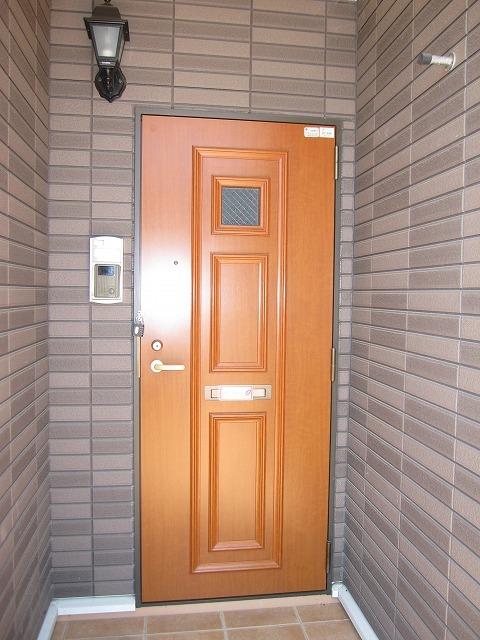 サンリット 02010号室のエントランス
