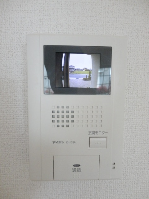 リバーサイドさくらA 02030号室のエントランス