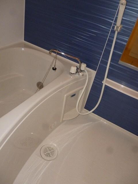 リバーサイドさくらA 02030号室の風呂