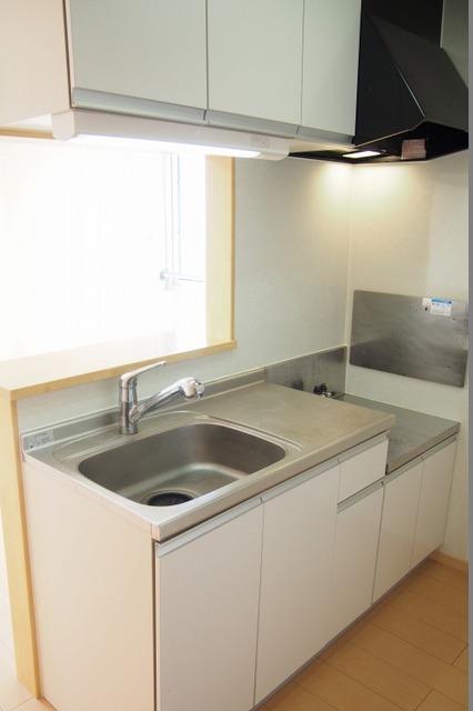 セリナ A 02020号室のキッチン