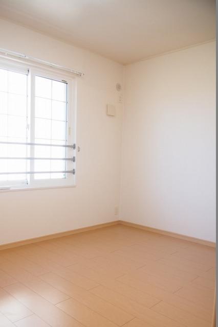 セリナ A 02020号室のベッドルーム