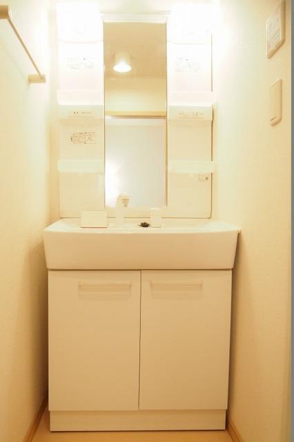 セリナ A 02020号室の洗面所
