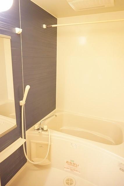 ベル・メゾン鶴市B 01030号室の風呂