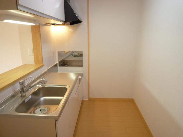 レスプランド-ル 02020号室のキッチン