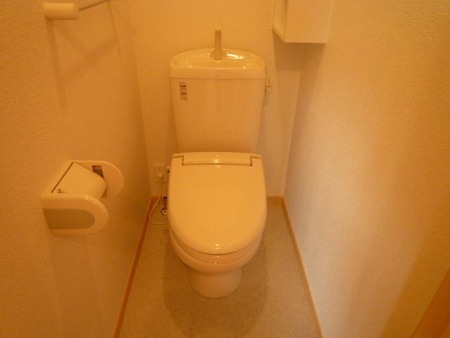 レスプランド-ル 02020号室のトイレ
