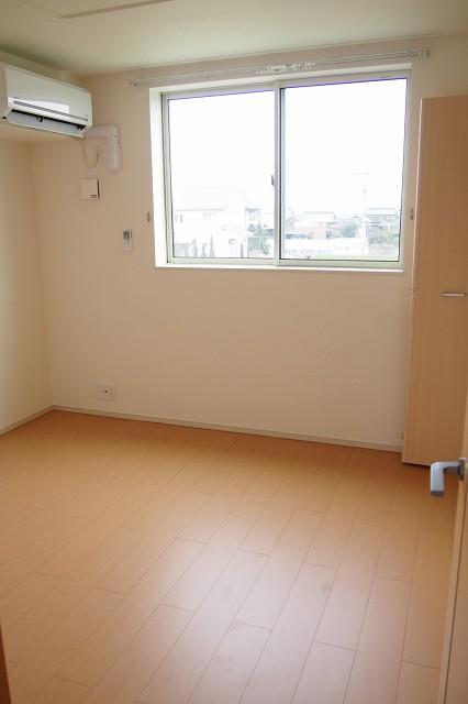 シャネル アイ 02010号室のベッドルーム