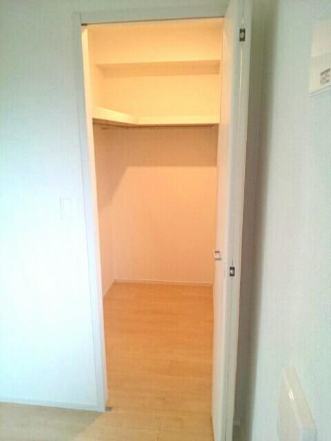 シュウプリングA 01020号室の収納