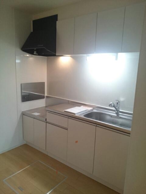 シュウプリングA 01020号室のキッチン