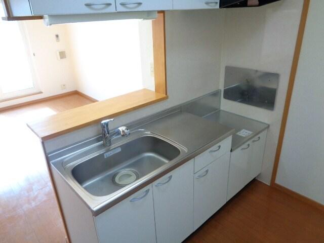 グランディール 27 02010号室のキッチン