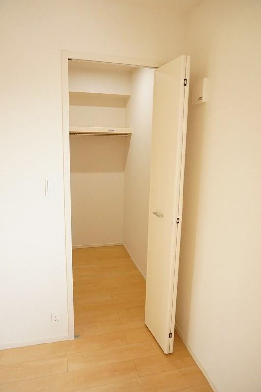 グラシオッソ 02020号室の収納