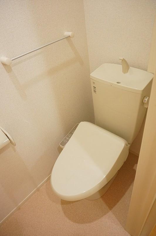 グラシオッソ 02020号室のトイレ