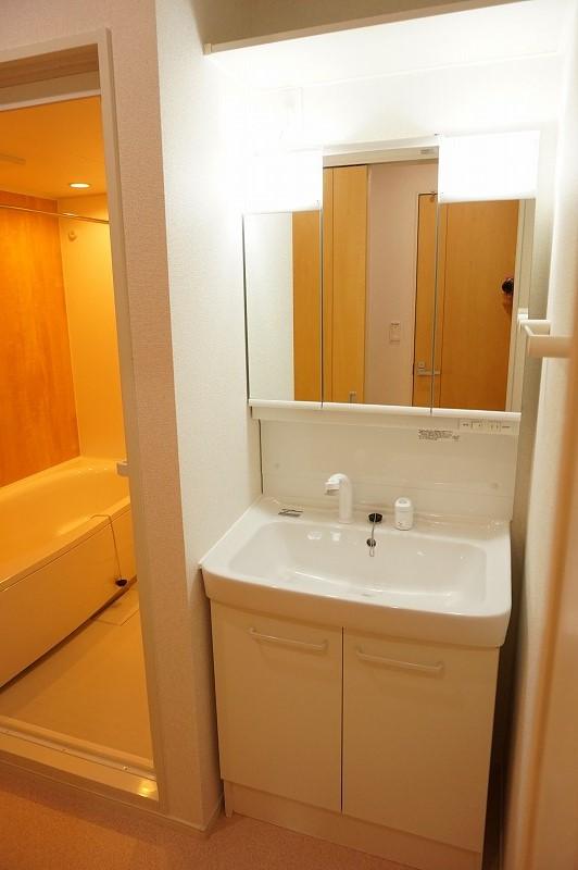 グラシオッソ 02020号室の洗面所