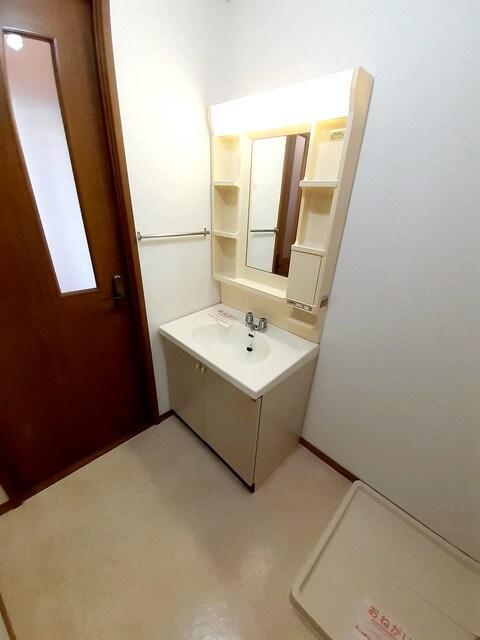 サンシティー75Ⅱ 02040号室の洗面所
