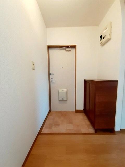 サンシティー75Ⅱ 02040号室の玄関