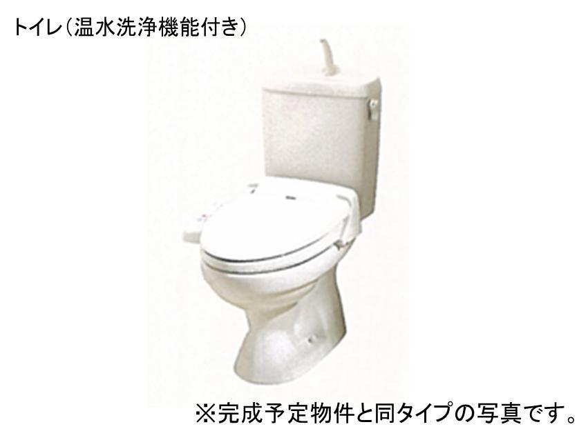 グリーン ハイツ 01020号室のトイレ