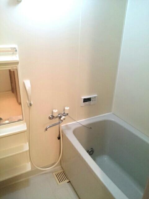 ドゥヴァン レコール B 02010号室の風呂
