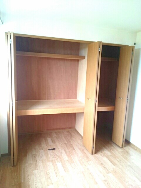 ドゥヴァン レコール B 02010号室のベッドルーム