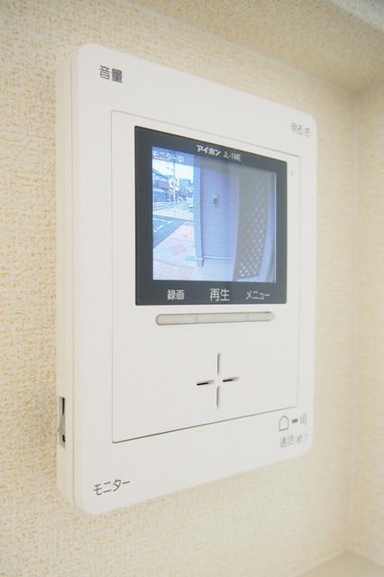 フィオーレ リン A 01020号室のセキュリティ