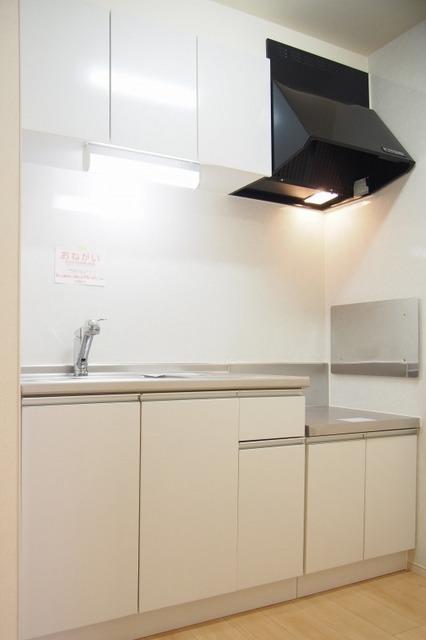 フィオーレ リン A 01020号室のキッチン
