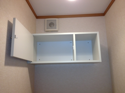 ハピネス村山C 02020号室の設備