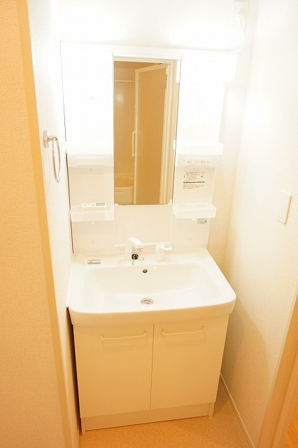 アネシス木太B 01030号室の洗面所