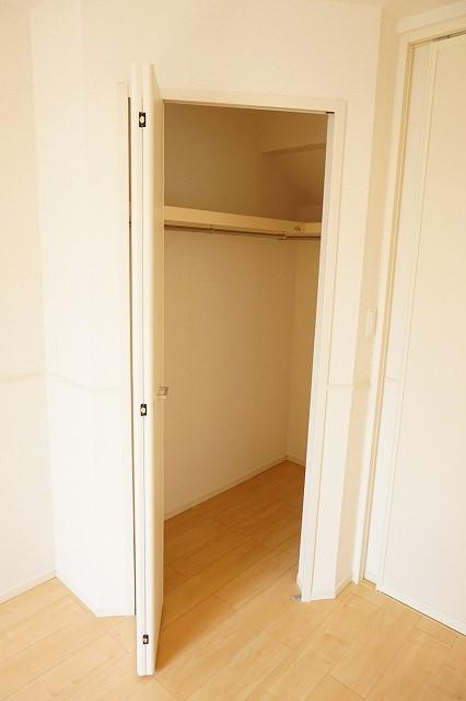 アネシス木太B 01030号室の収納