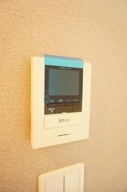 クラール木太D 01010号室のセキュリティ