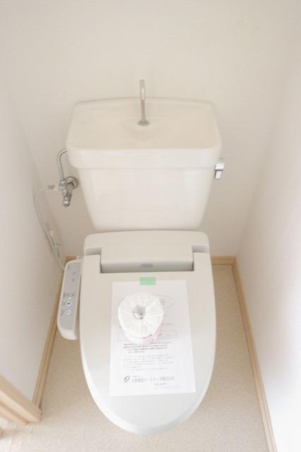 ニューシティめぐみ 01010号室のトイレ