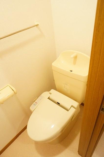 オーブリー 森 01030号室のトイレ