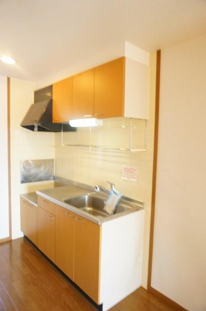 オーブリー 森 01030号室のキッチン