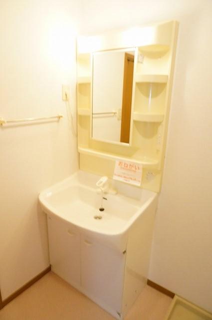 オーブリー 森 01030号室の洗面所
