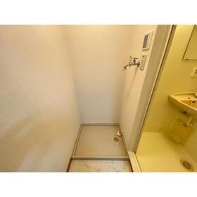 レオパレスあすなろ 203号室の風呂