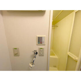 レオパレスあすなろ 203号室のトイレ