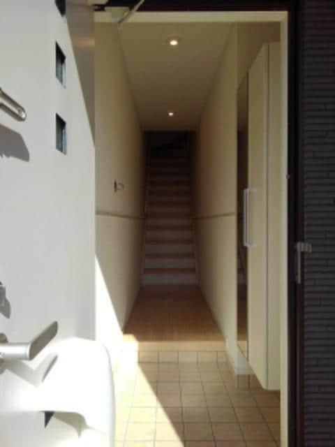 エトワールⅡ A 02050号室の玄関