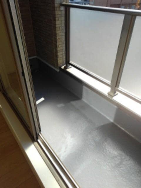 エトワールⅡ A 02050号室のバルコニー