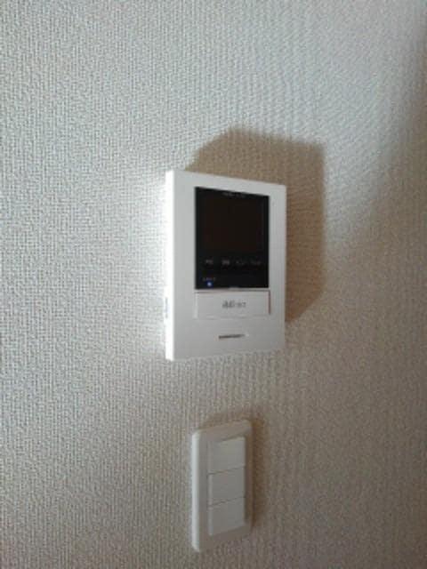 エトワールⅡ A 02050号室のセキュリティ