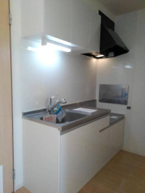 エトワールⅡ A 02050号室のキッチン