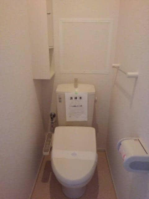 エトワールⅡ A 02050号室のトイレ