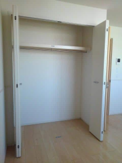 エトワールⅡ A 02050号室の収納