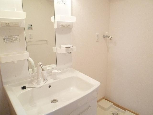 ウイーン黒野 01020号室の洗面所