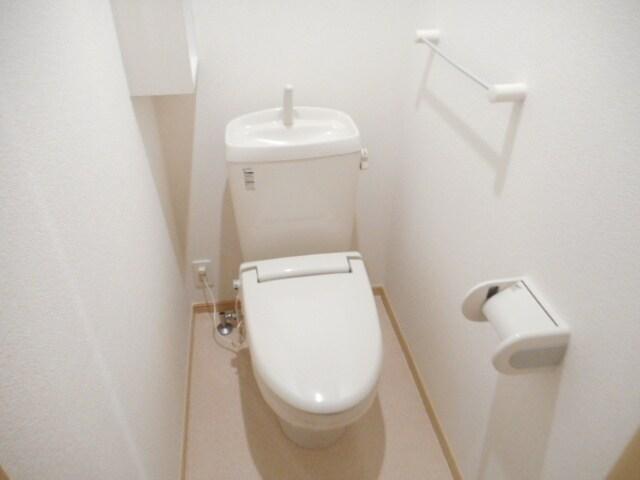 ウイーン黒野 01020号室のトイレ