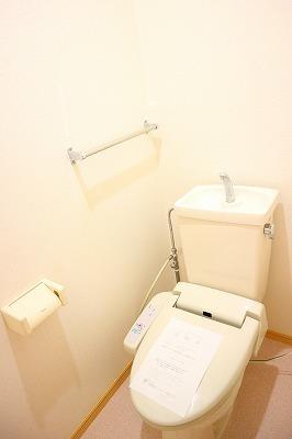 グランディール江木のトイレ