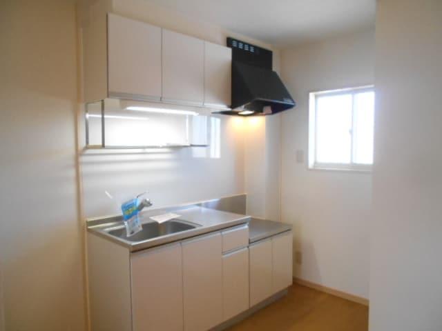 サンビレッジ大堀C 02020号室のキッチン
